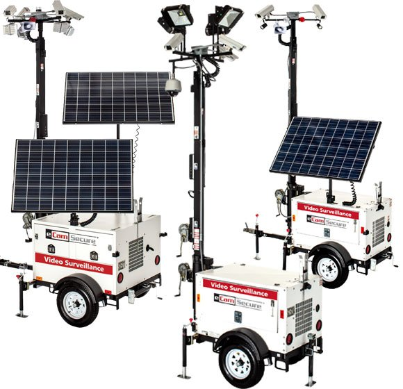 mobile surveillance unit - jackson security systems
