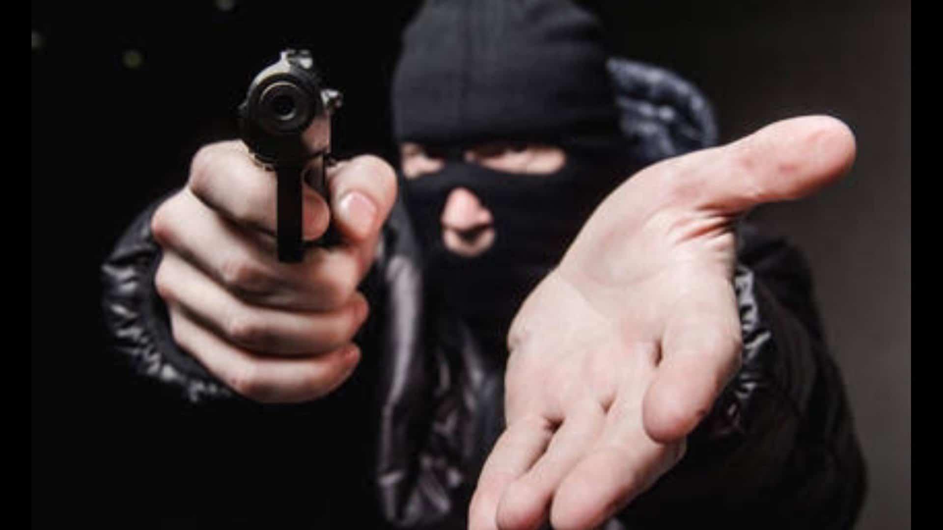 Armed Home Burglaries